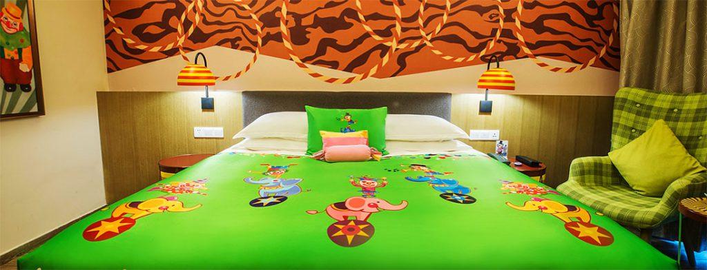 珠海长隆之如何选择酒店三:长隆马戏酒店