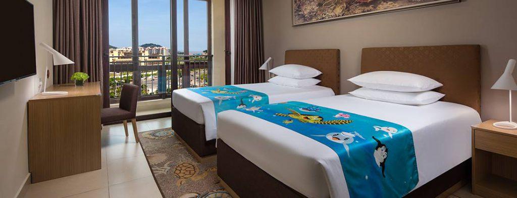 珠海长隆之如何选择酒店五:长隆迎海酒店公寓