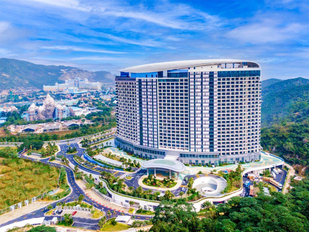 珠海长隆酒店选择