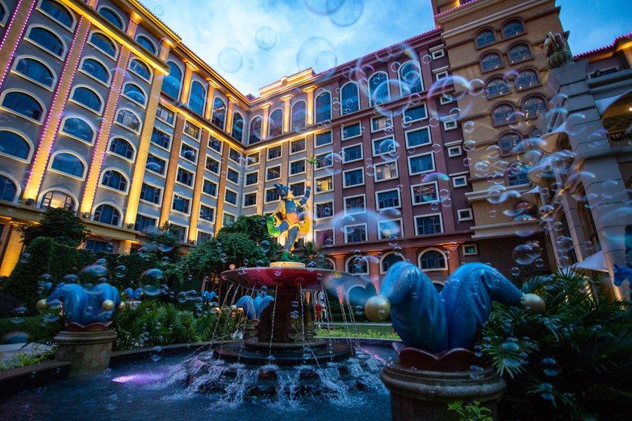 珠海长隆酒店住宿攻略;四大酒店如何选择;